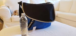 Travelwell Messenger Bag in Blue + Black for Sale in Ontario, CA