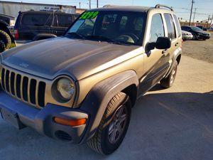 Jeep liberty 2004 for Sale in San Antonio, TX