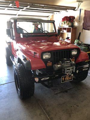 Jeep Wrangler 6 cl for Sale in Phoenix, AZ