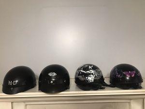 Motorcycle helmets for Sale in Spotsylvania Courthouse, VA
