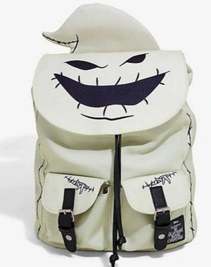 Disney loungefly nightmare before christmas oogie boogie backpack nwt for Sale in Chino Hills, CA