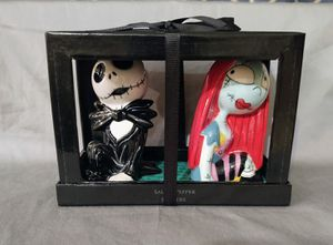 Nightmare Before Christmas Salt & Pepper Shakers for Sale in Yucaipa, CA