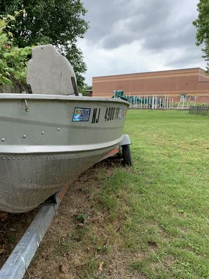 fishing boat for Sale in Gibbsboro, NJ
