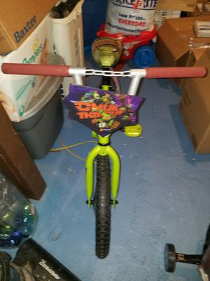 BRAND NEW TMNT 16 INCH BIKE! for Sale in Baltimore, MD
