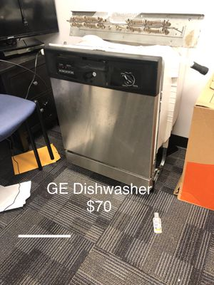 GE dishwasher for Sale in Garland, TX