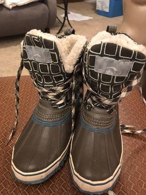 Polar Fleece Thermolite winter boots size 7 for Sale in Austin, TX