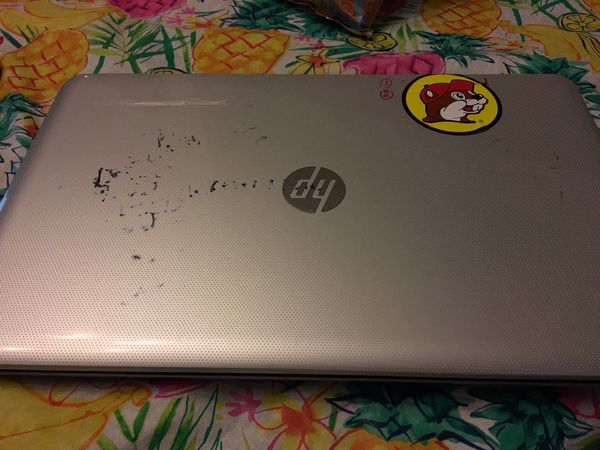 Hp laptop 2013 still works has no charger cord