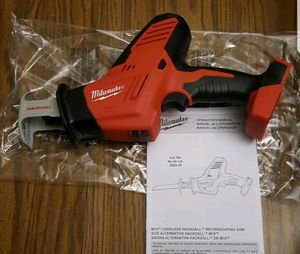 Milwaukee hacksall M18 tool only for Sale in Arlington, VA