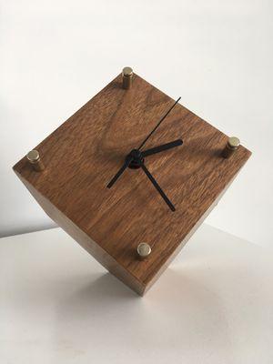 Mid-Century Desk Clock for Sale in Morrisville, NC