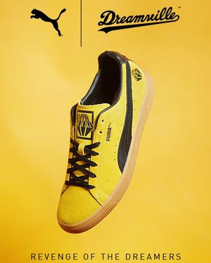 PUMA x DREAMVILLE ROTD3 Clyde OG Sneakers (Brand New) for Sale in Redwood City, CA