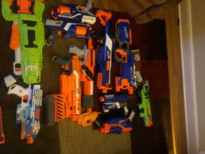 Nerf set for Sale in Sacramento, CA