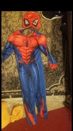 spiderman custome for Sale in Battle Ground, WA