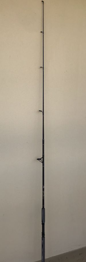 7 ft - fishing rod - 2 piece spinning for Sale in North Palm Beach, FL