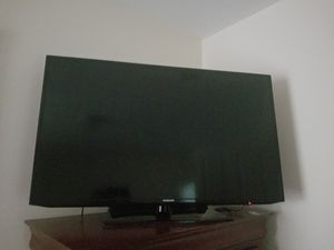 55' Samsung television for Sale in Jupiter Point, CT