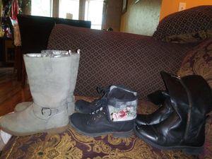 Girl boots for Sale in Cedar Creek, TX