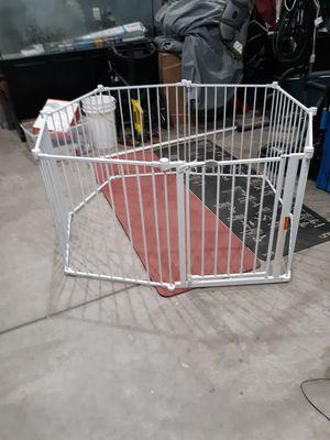 Indoor dog gate for Sale in Riverside, CA