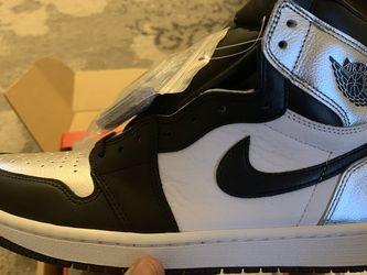 Jordan 1 Silver Toe for Sale in Buckeye,  AZ
