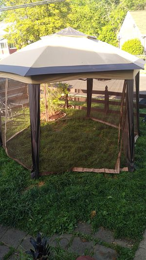 14' hexagon pop up canopy for Sale in District Heights, MD