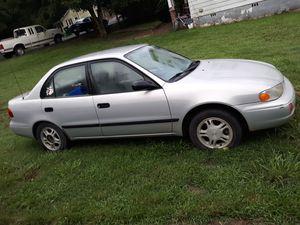 2002 Chevrolet prizm Priced to sale! for Sale in Pulaski, TN