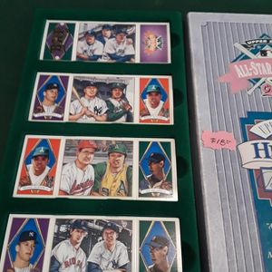 Upper Deck All-Star FanFest All-time Heroes for Sale in Sun City, AZ