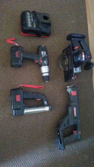 Craftsman power tool set for Sale in Bakersfield, CA