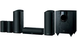 Old Onkyo 5.1 Speaker System - Discounted! for Sale in San Lorenzo, CA