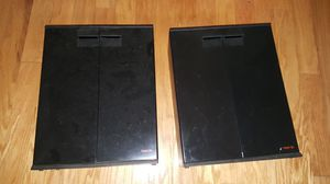 2 Plastic Compact Disc cases / holders for Sale in Orange City, FL