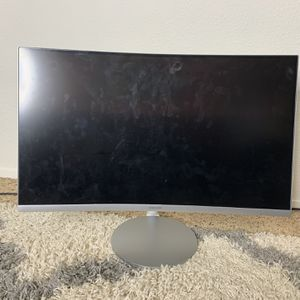 Samsung 27inch Curved Gaming Monitor IPS for Sale in Seattle, WA