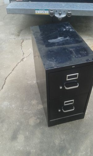 Two drawer file cabinet for Sale in Austin, TX