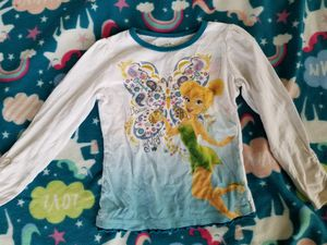 Disney Tinkerbell long sleeve top for Sale in San Diego, CA