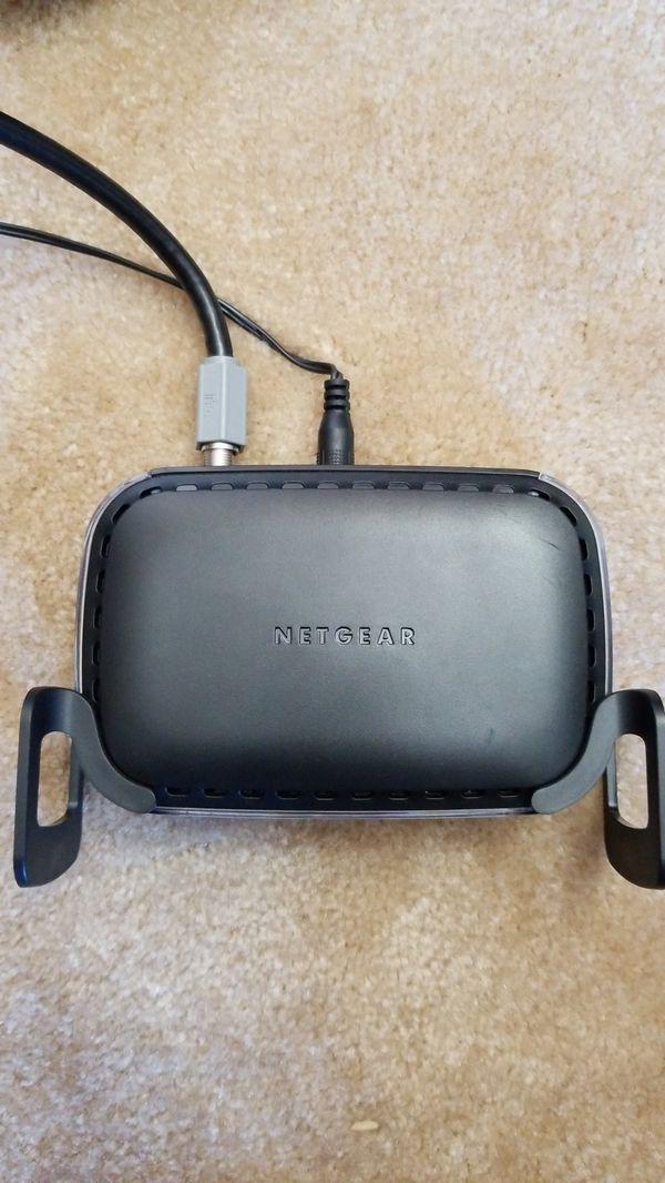 Netgear CM400 cable modem