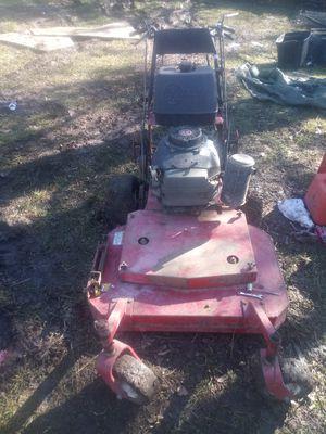 Kawasaki zero radias turn lawn mower for Sale in Trail, OR