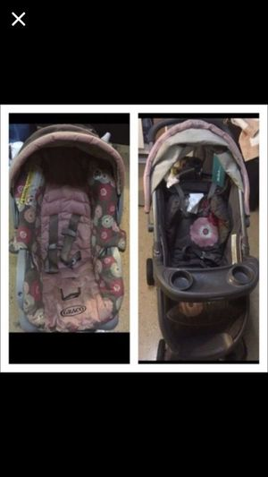 Graco car seat and stroller for Sale in Tijuana, MX