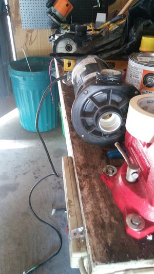 Spa and hot tub pump for Sale in Salt Lake City, UT