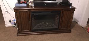 Whalen fireplace / entertainment center for Sale in Lake City, MI