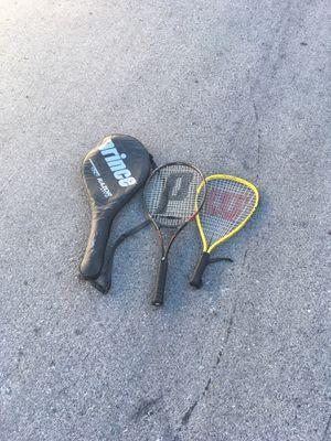 Prince Tennis/Squah Racket for Sale in Las Vegas, NV