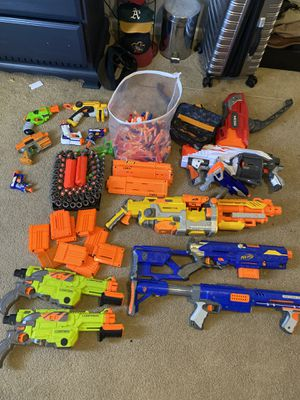 Nerf Lot for Sale in Ashville, OH