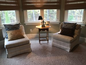Set of STANTON COOPER accent chairs for Sale in Cary, NC