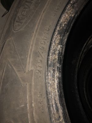 Tires 275/65R18 for Sale in Chicago, IL