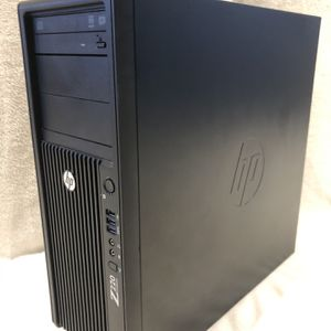 Hp Z220 Workstation Computer Tower $200 for Sale in Homestead, FL