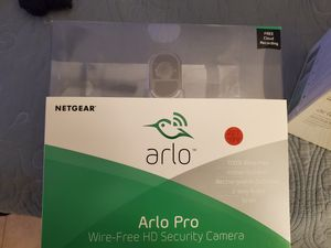 Arlo pro security camera for Sale in Houston, TX