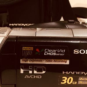 Sony HD 30 gb camera 📷 for Sale in Los Angeles, CA