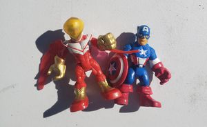 Falcon and captain America imaginext toys for Sale in Las Vegas, NV