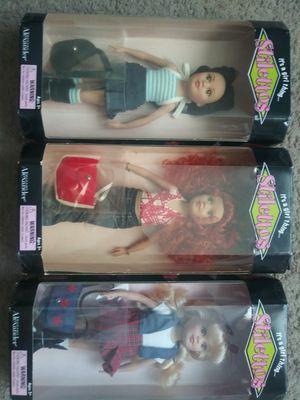 Madame Alexander stilettos vintage dolls 1990s for Sale in Valrico, FL