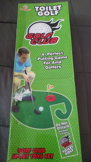 New Toilet Golf for Sale in Columbus, OH