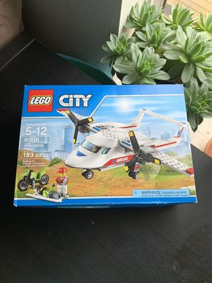 LEGO city ambulance plane ( NEW ) for Sale in King City, OR