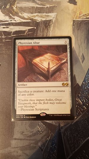 Phyrexian Altar, near mint - Ultimate Masters for Sale in Detroit, MI