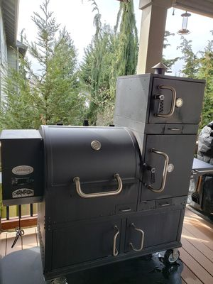 Louisiana Grills Pellet BBQ Grill & Smoker for Sale in Vancouver, WA
