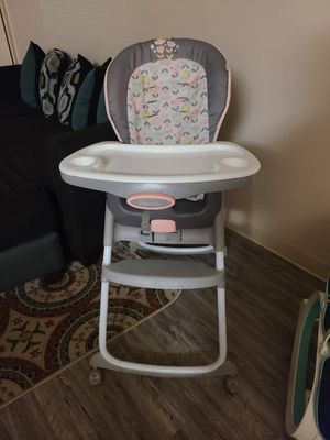 Ingenuity high chair for Sale in Mission, TX