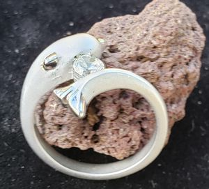 Sterling Silver dolphin ring for Sale in Payson, AZ